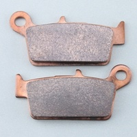 Suzuki DRZ400 MetalGear Sintered Brake Pads - Rear