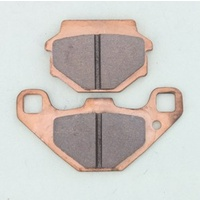 Kawasaki KLR650 88-07 MetalGear Sintered Rear Brake Pads