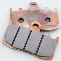 BMW R1200GS/GSA & R1150GSA Pre 2014 MetalGear Sintered Brake Pads - Front