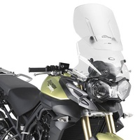 Tiger 800 XC 11-15 GIVI Airflow Sliding Windscreen