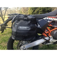 Barrett Soft Saddle/Pannier Bags 30L