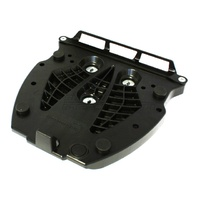 SW-Motech Adapter Plate Alu Rack to Givi/Kappa Monolock Top Box
