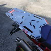 Honda Africa Twin Adv Sports B&B Off-Road Rear Luggage Plate Big Tour With Mini