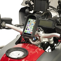 GIVI Smartphone Holder & Case IPhone 6 & Samsung 5